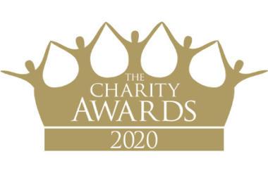 The Charity Awards 2020 logo