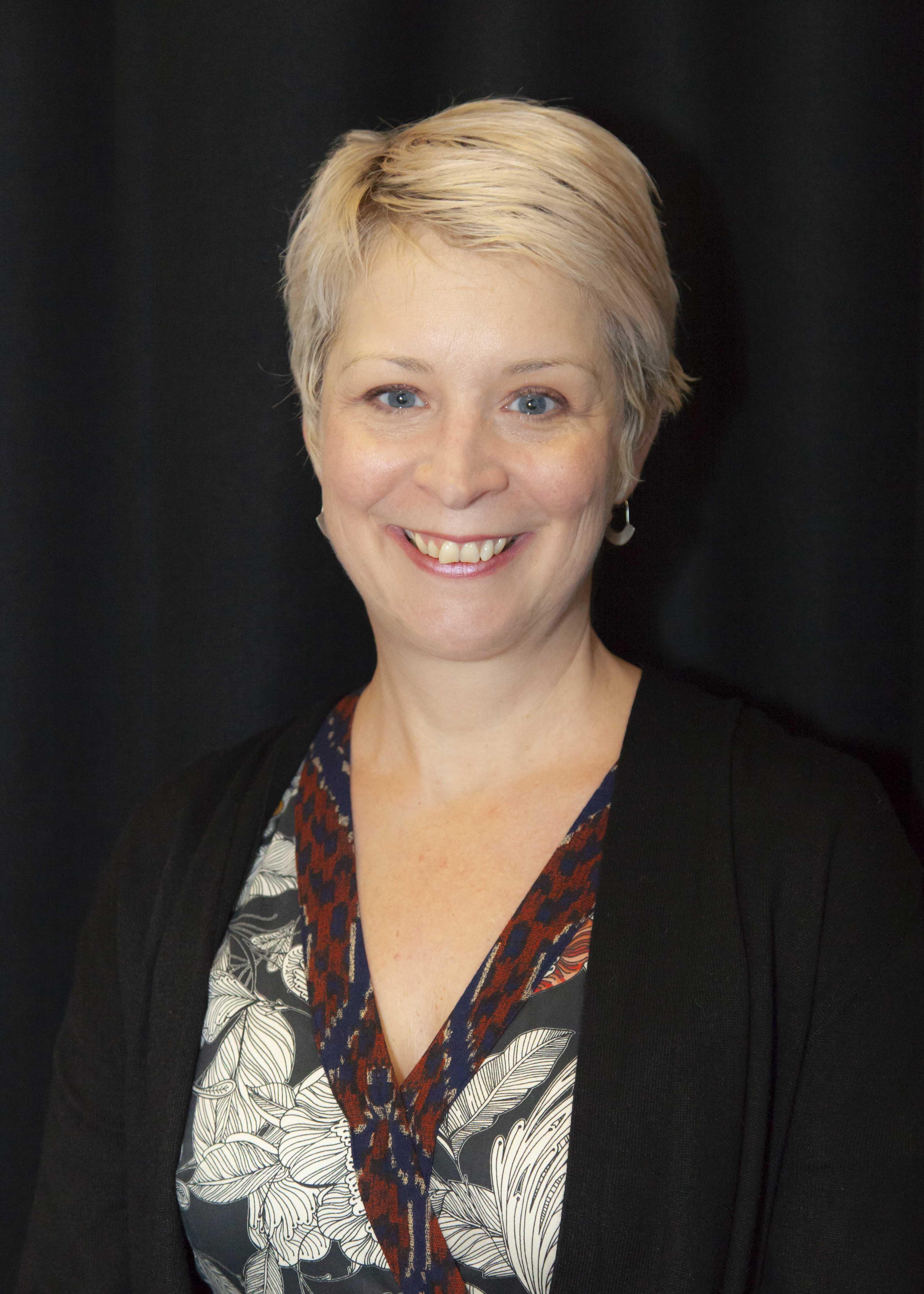 Carol Botten, CEO of VONNE