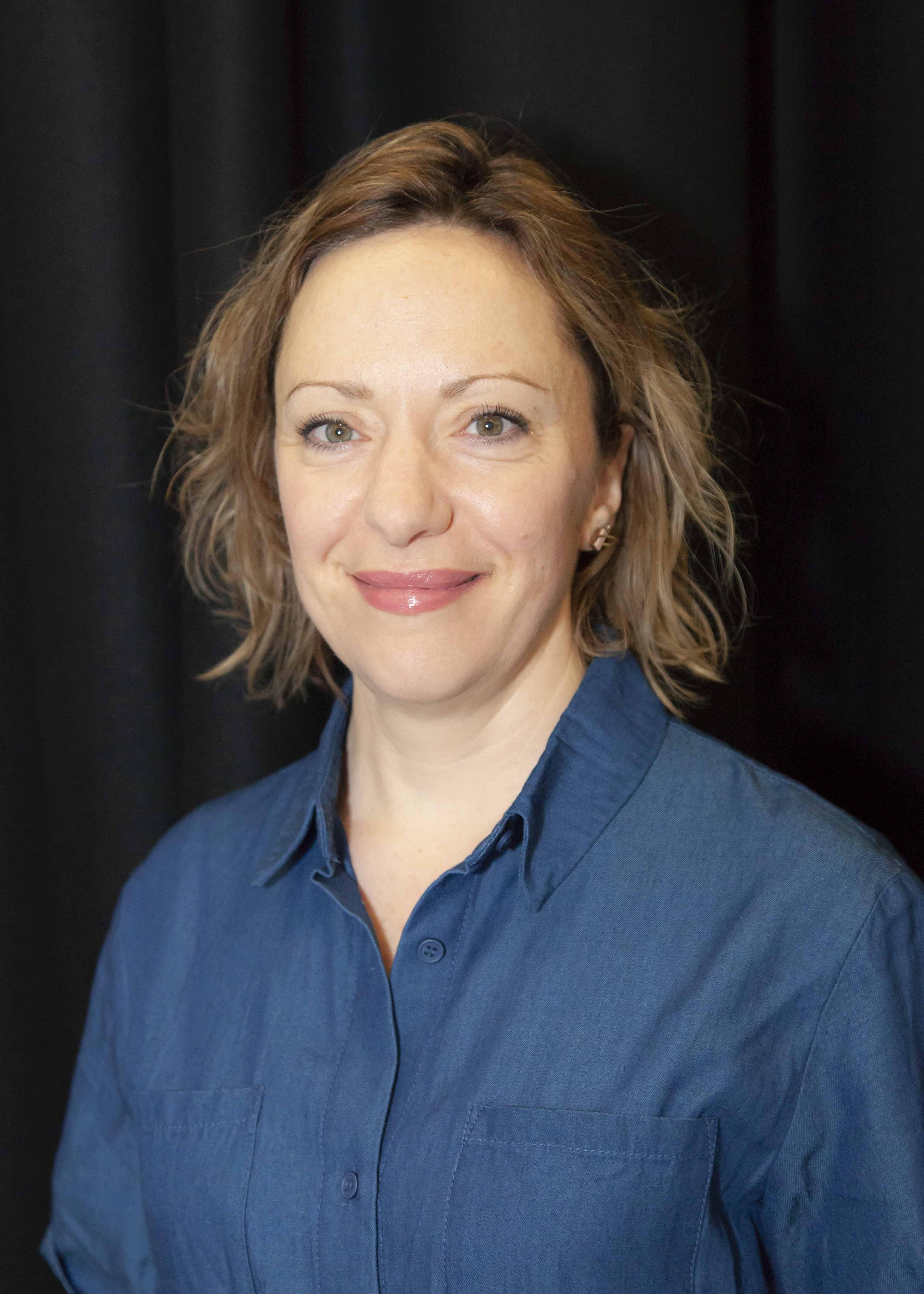 Anne Fry, VONNE'S Deputy Chief Executive